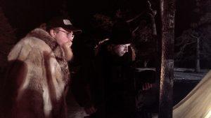 Ragnarok, Short Film: Wintershoot 1