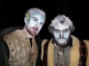 Ragnarok, Short Film: Wintershoot 2