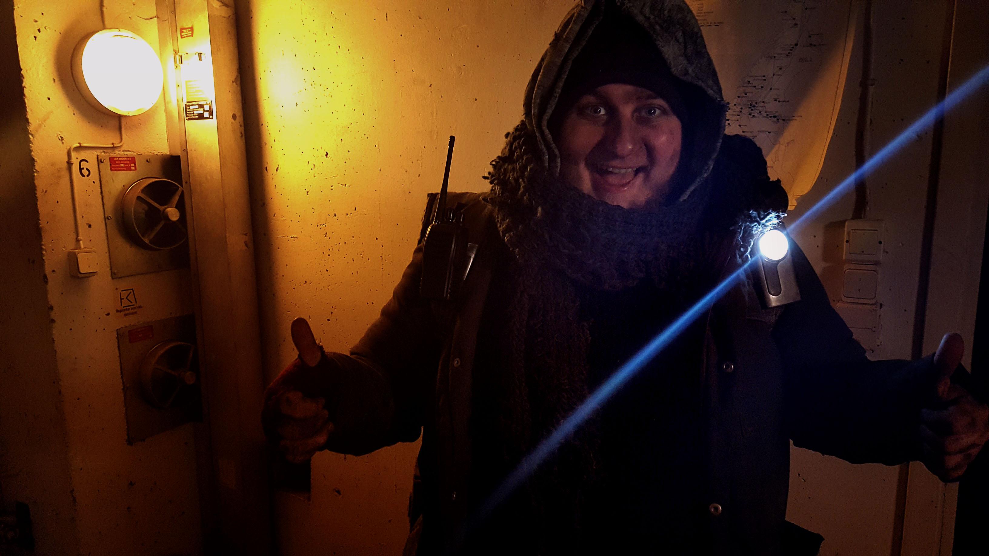 Hope, Short Film: Trondheim Filming