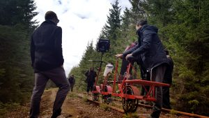Hope, Short Film: Namsos filming