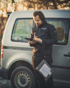 David Hortman Bøe Ragnarok Film